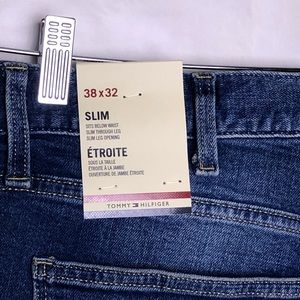 Men's Tommy Hilfiger 38x32 slim jeans